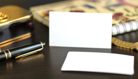 10 распространенных ошибок при создании бизнес-визиток